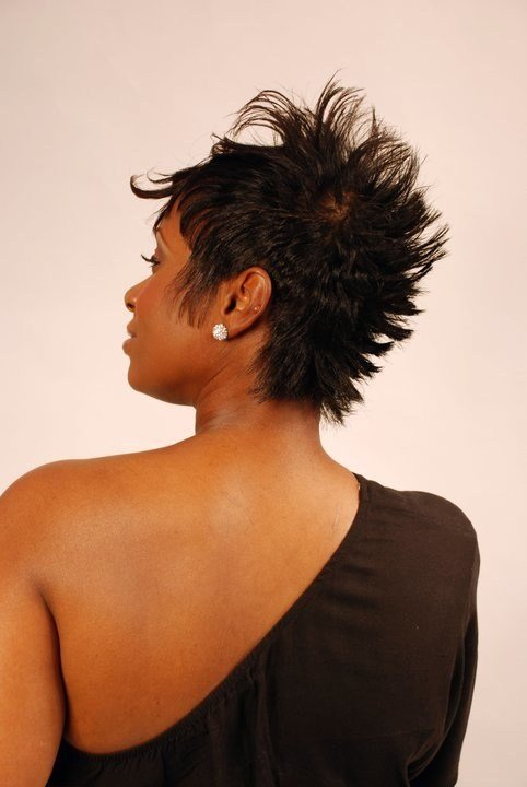 The Best Short Funky Hairstyles For Black Women Vissa Studios Pictures
