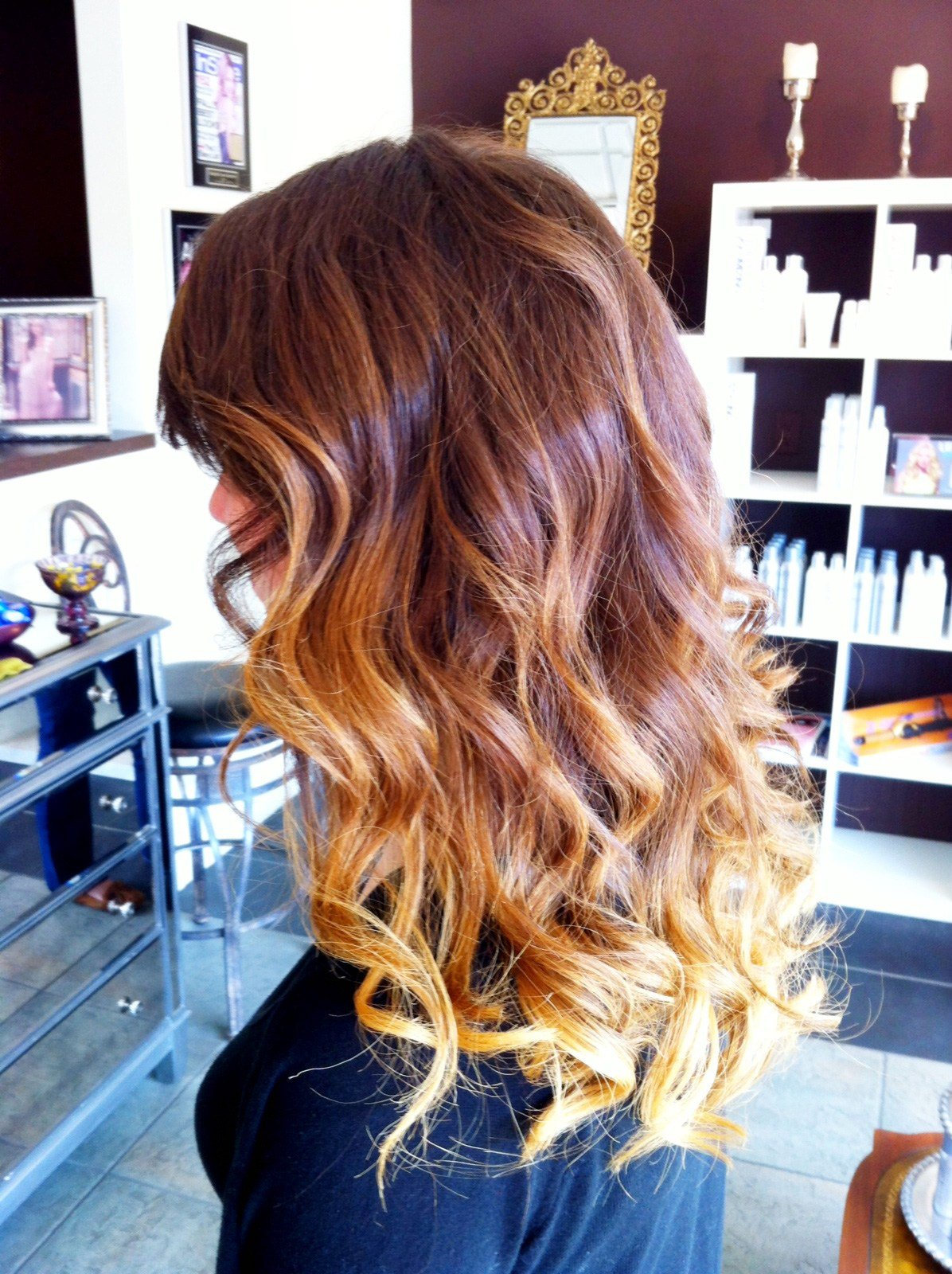 The Best Karu Salon Hair Salon Austin Tx Ombre Hair Color Pictures