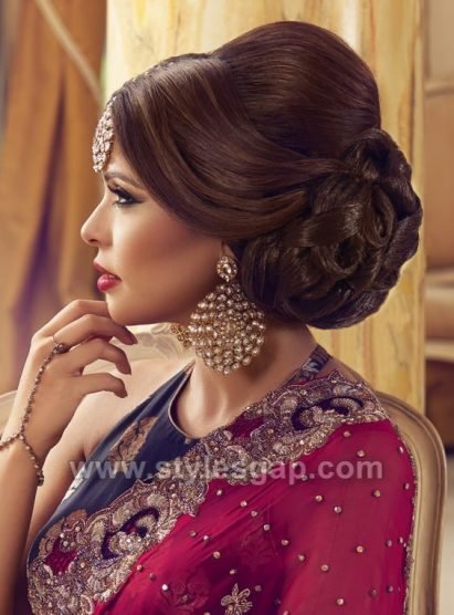 The Best Latest Asian Party Wedding Hairstyles 2018 2019 Trends Pictures