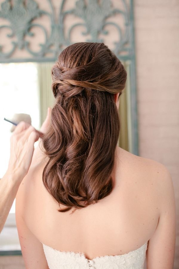 The Best Unique Creative And Gorgeous Wedding Hairstyles For Long Pictures