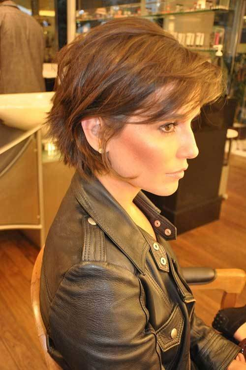 The Best Hair On Pinterest Layered Bobs Beth Moore And Medium Pictures