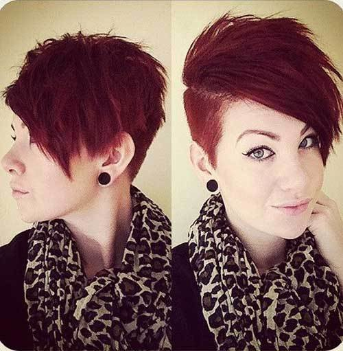 The Best Short Pixie Hair The Best Short Hairstyles For Women 2016 Pictures