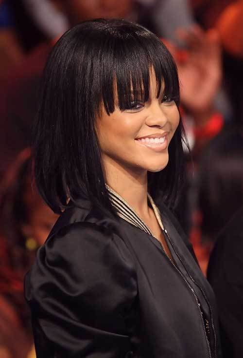 The Best Long Bob Hairstyles For Black Women Pictures