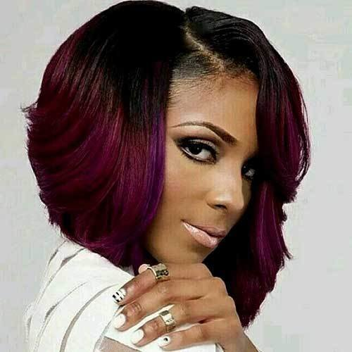 The Best Short Weave Hairstyles For Black Women The Best Short Pictures
