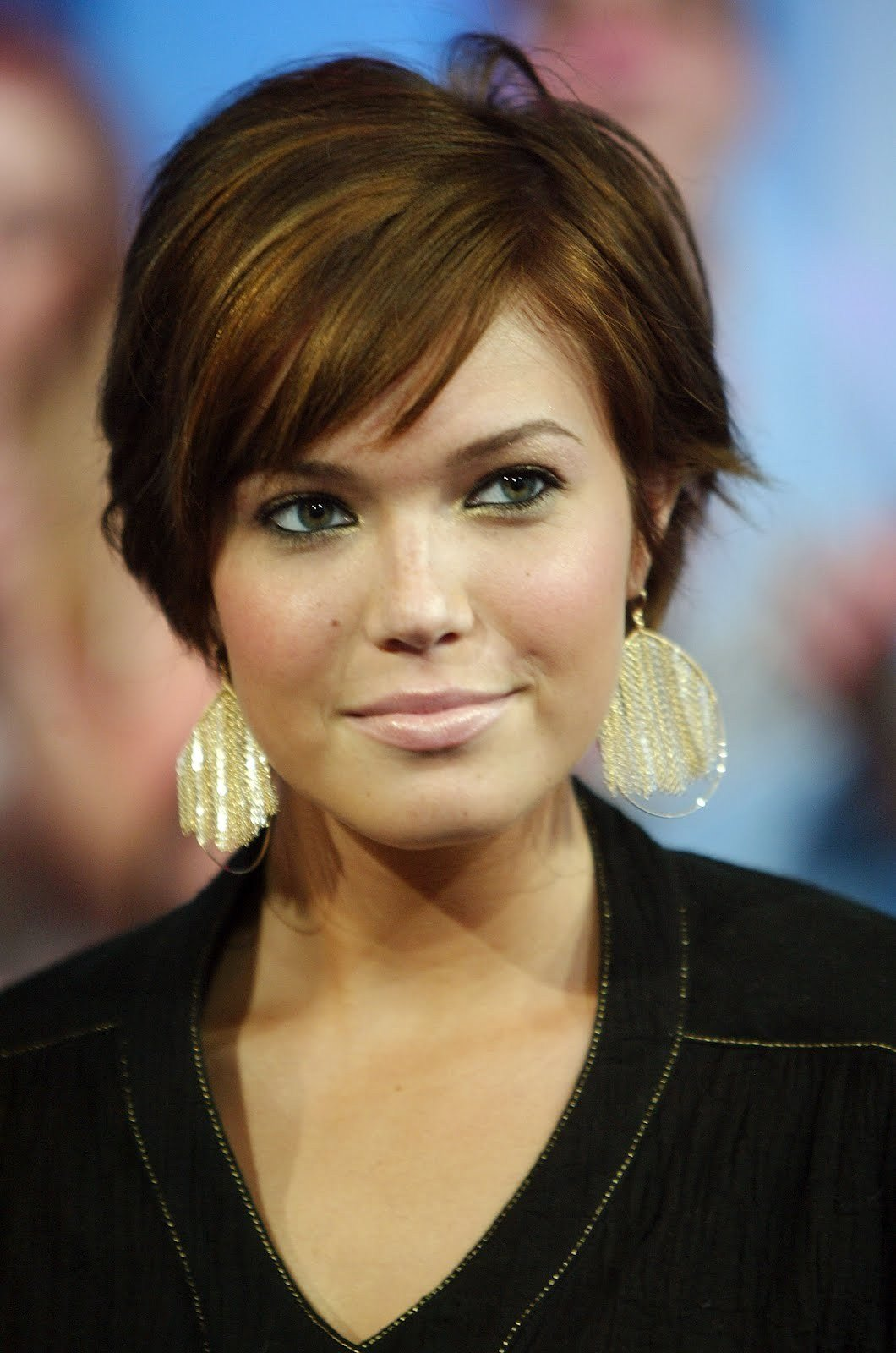 The Best Short Haircuts For Square Face Pictures