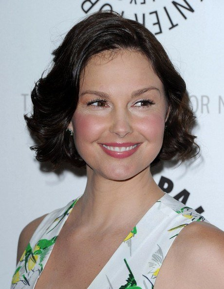 The Best More Pics Of Ashley Judd Curled Out Bob 30 Of 37 Short Pictures