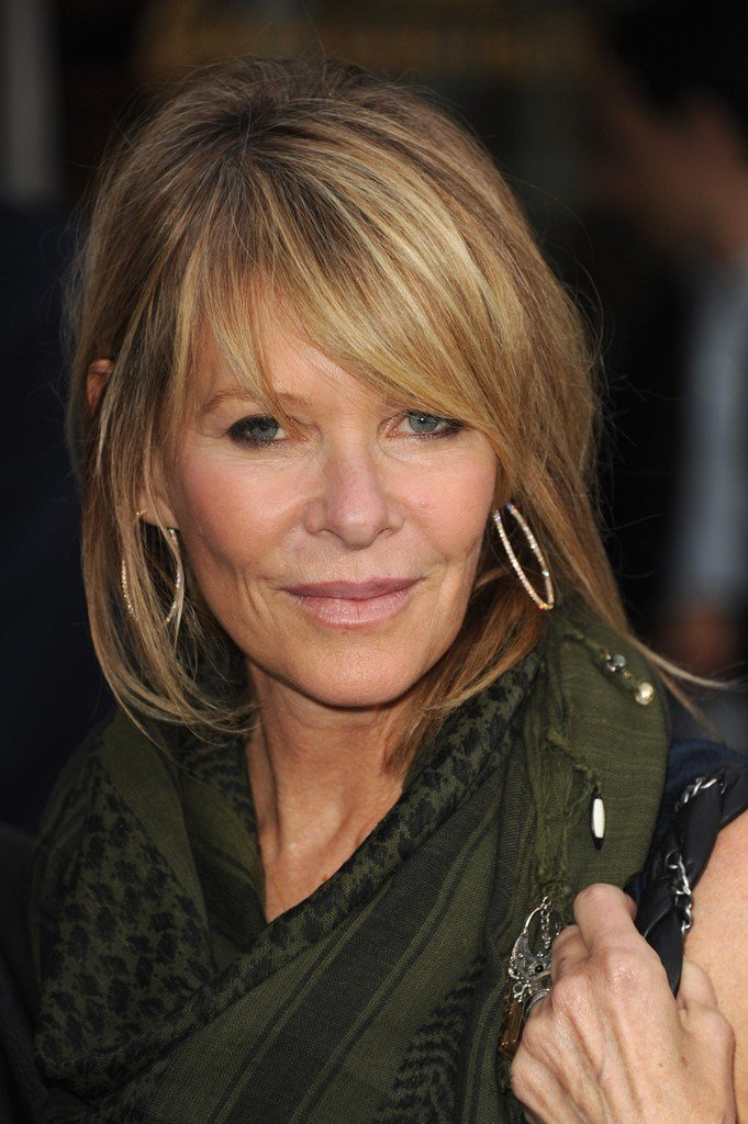 The Best Kate Capshaw Medium Straight Cut With Bangs Kate Capshaw Pictures