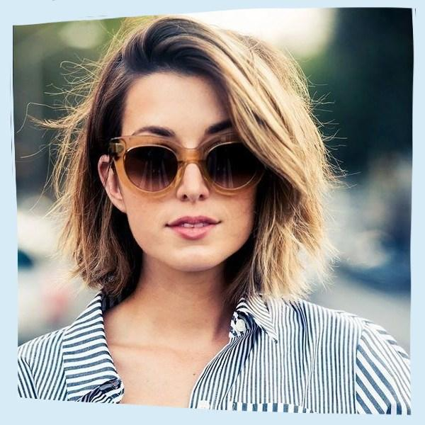 The Best The Most Popular Short Hairstyles On Pinterest Livingly Pictures
