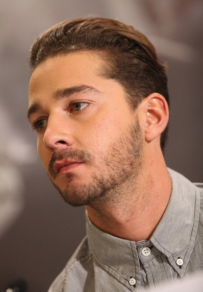 The Best Shia Labeouf Short Straight Cut Shia Labeouf Hair Looks Pictures