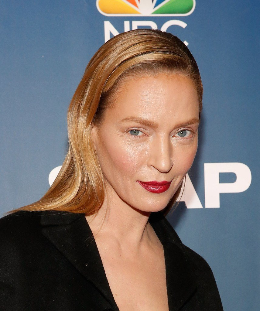 The Best 15 *Gly Truth About Uma Thurman Hairstyles Uma Thurman Pictures