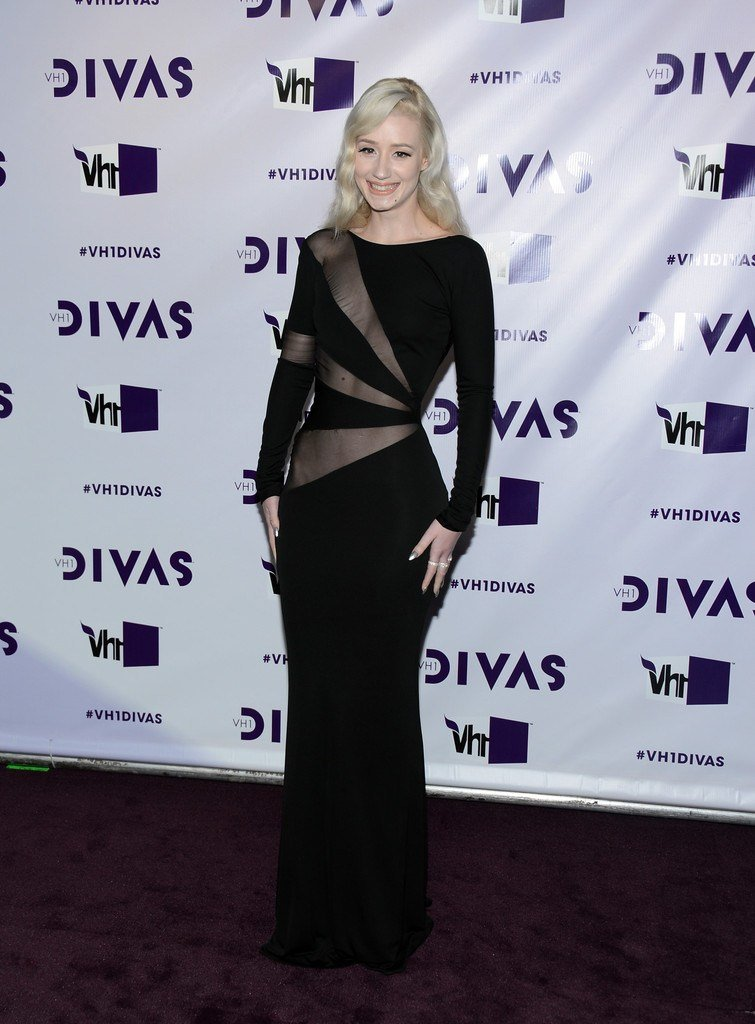 The Best Iggy Azalea Cutout Dress Iggy Azalea Looks Stylebistro Pictures