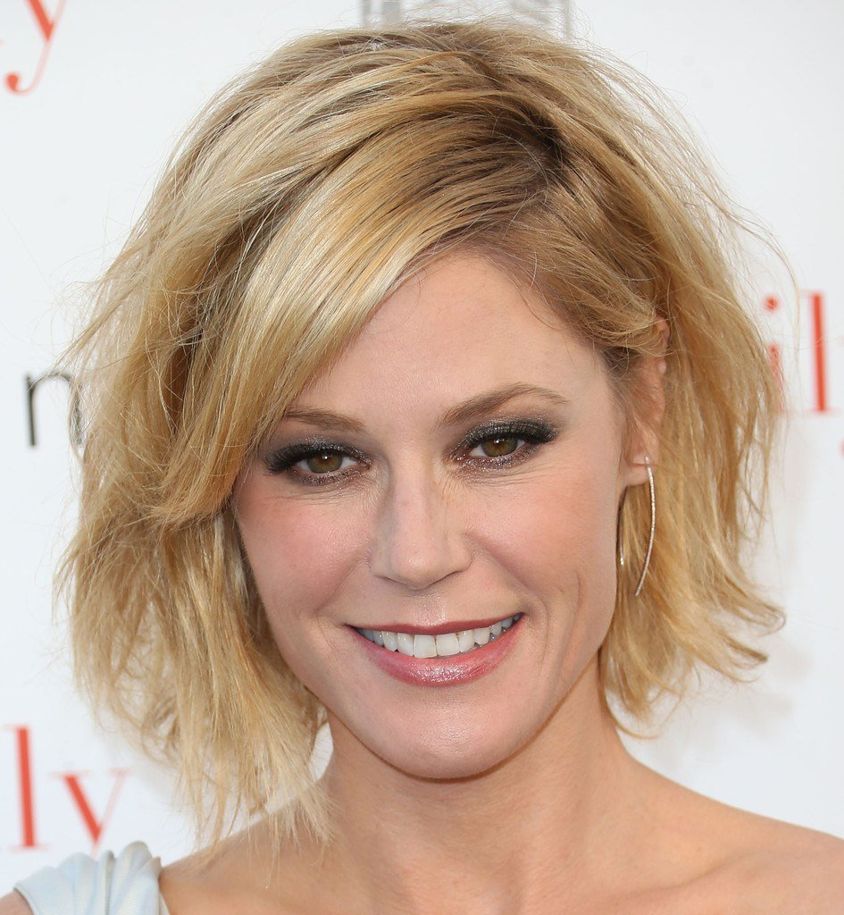 The Best Julie Bowen Messy Cut Messy Cut Lookbook Stylebistro Pictures
