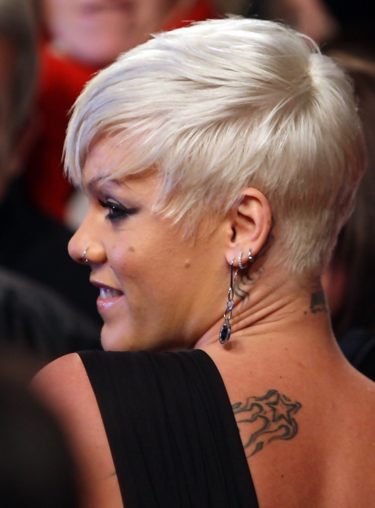 The Best Pink Short Side Part Pink Short Hairstyles Looks Pictures