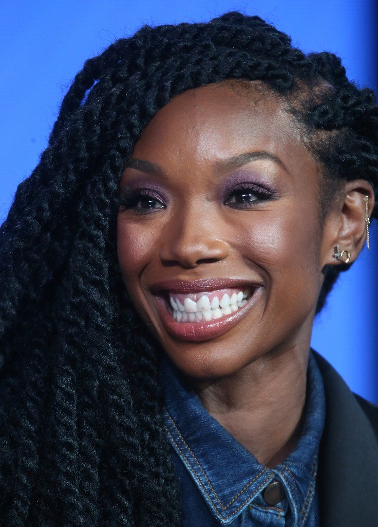 The Best Brandy Long Braided Hairstyle Hair Lookbook Stylebistro Pictures