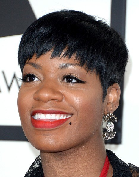 The Best Fantasia Barrino Pixie Fantasia Barrino Short Hairstyles Pictures