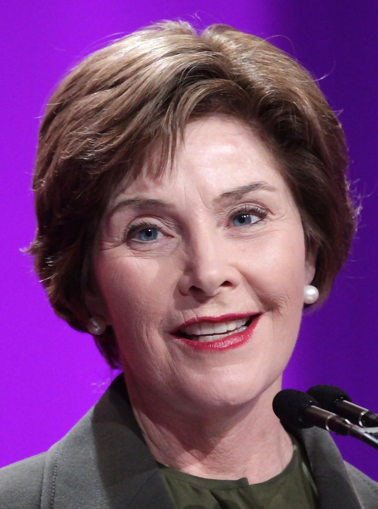 The Best More Pics Of Laura Bush Bob 5 Of 5 Bob Lookbook Pictures