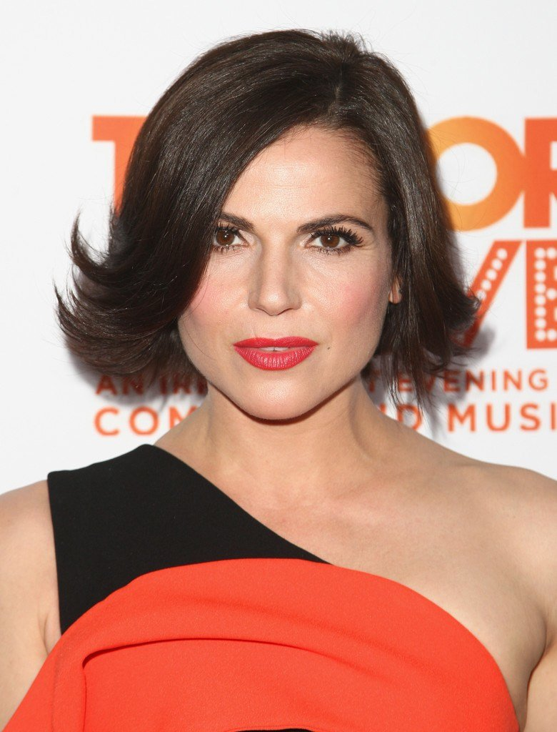 The Best Lana Parrilla Celebrity Inspired Hair Ideas To Consider Pictures