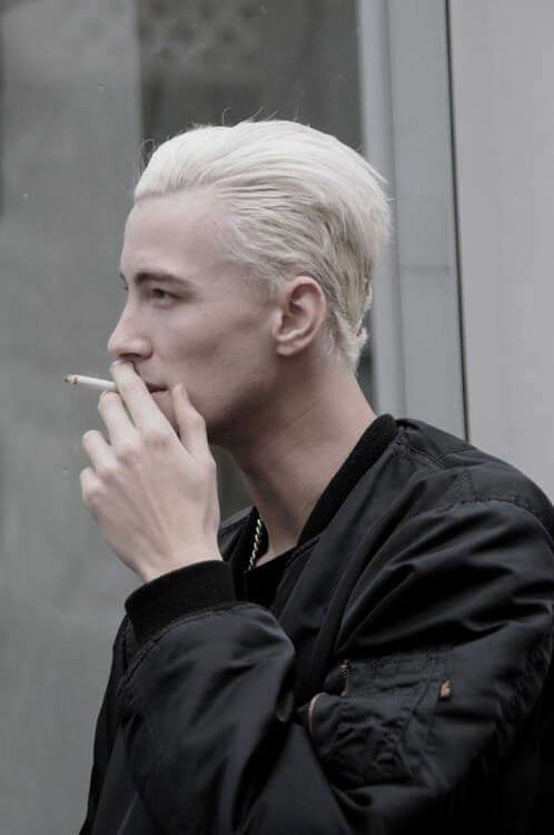 The Best Bleached Hair For Men Achieve The Platinum Blonde Look Pictures