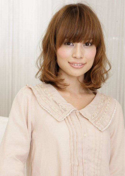 The Best The Most Popular Asian Hairstyles For 2014 Pictures