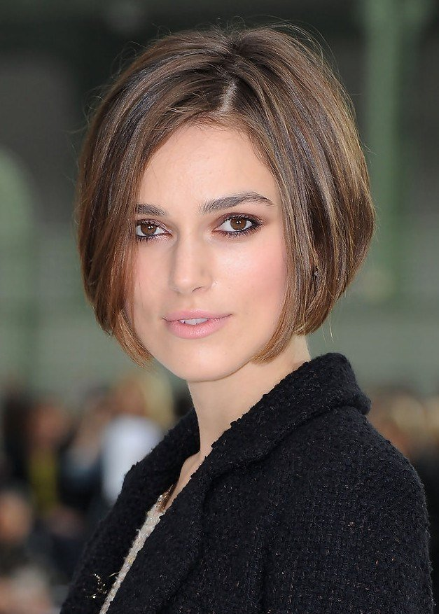 The Best Keira Knightley Short Bob Hairstyle Hairstyles Weekly Pictures