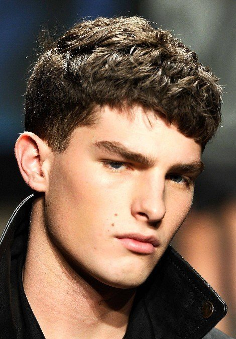 The Best Mens Hairstyles 2014 Trendy Haircuts For Men Pictures