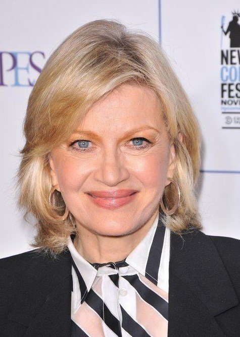 The Best Diane Sawyer Pictures