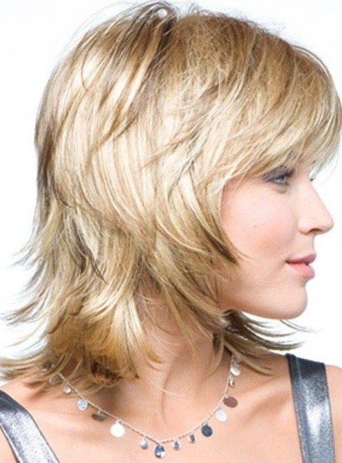 The Best Medium Layered Haircut For Women Over 40 Hairstyles Weekly Pictures