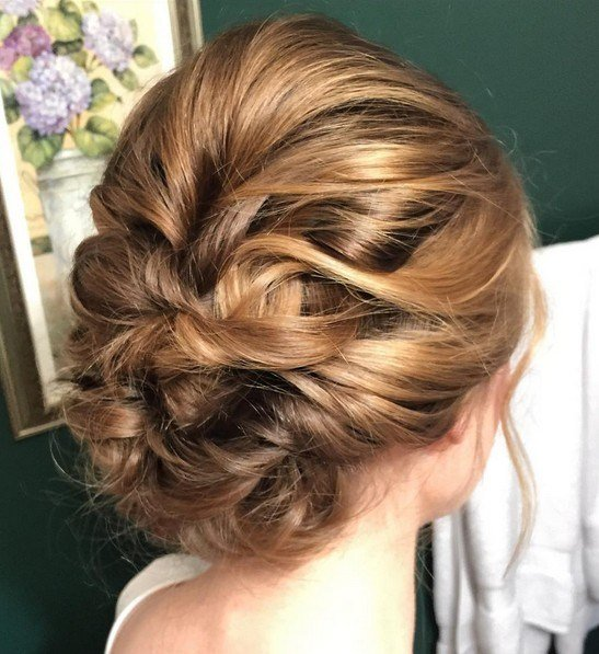 The Best 25 Chic Braided Updos For Medium Length Hair Hairstyles Pictures