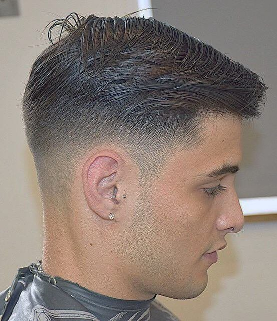 The Best 50 Men S Blowout Haircut Ideas For Snazzy Look Pictures