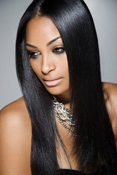 The Best 20 Exclusive Weave Hairstyle Ideas For Straight Hair Pictures