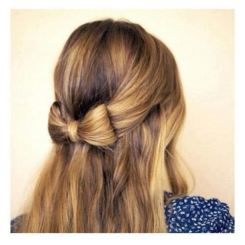 The Best 20 Cutest Bow Hairstyles For Girls On The Go – Hairstylecamp Pictures