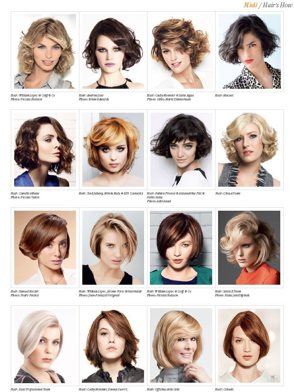 The Best Hair S How Vol 18 1000 Hairstyles Hair And Beauty Pictures