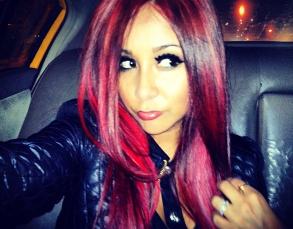 The Best Snooki Red Hair Photos Fan Not A Fan The Hollywood Gossip Pictures