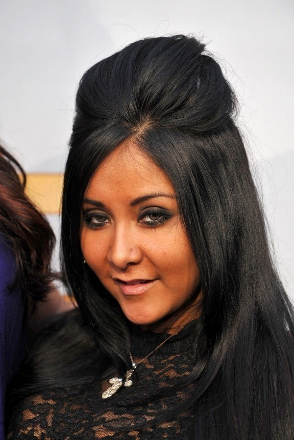 The Best Snooki's Pouf 9 Worst Hairstyles Ever Seen On A Head Of A… Pictures