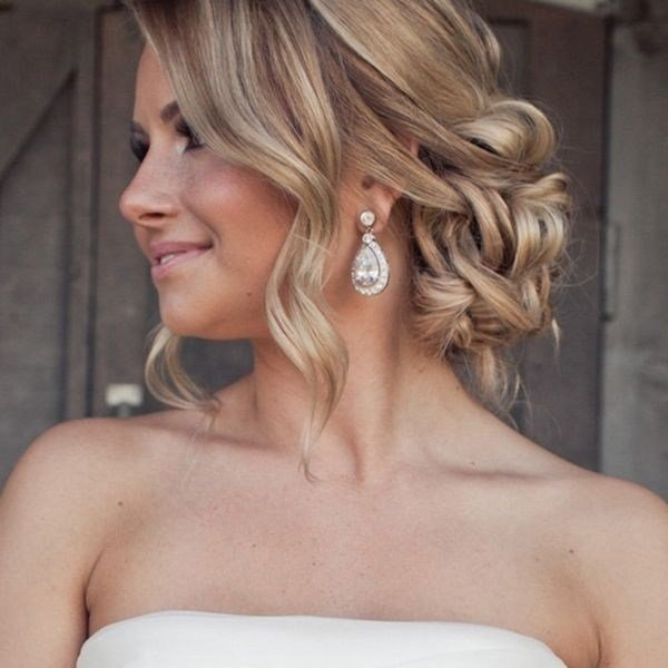 The Best Gorgeous Wedding Hairstyle That You Are Fond Of Pictures