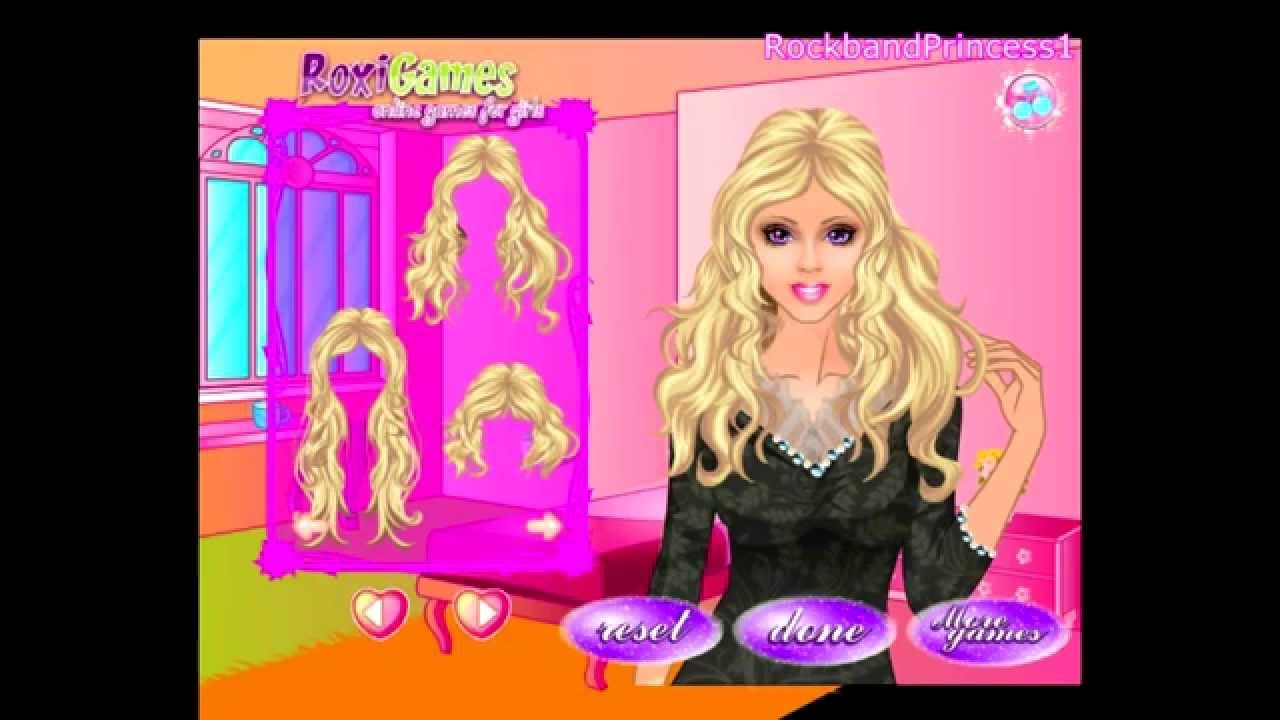 The Best Barbie Games Barbie Dress Up Games Barbie S Lovely Pictures
