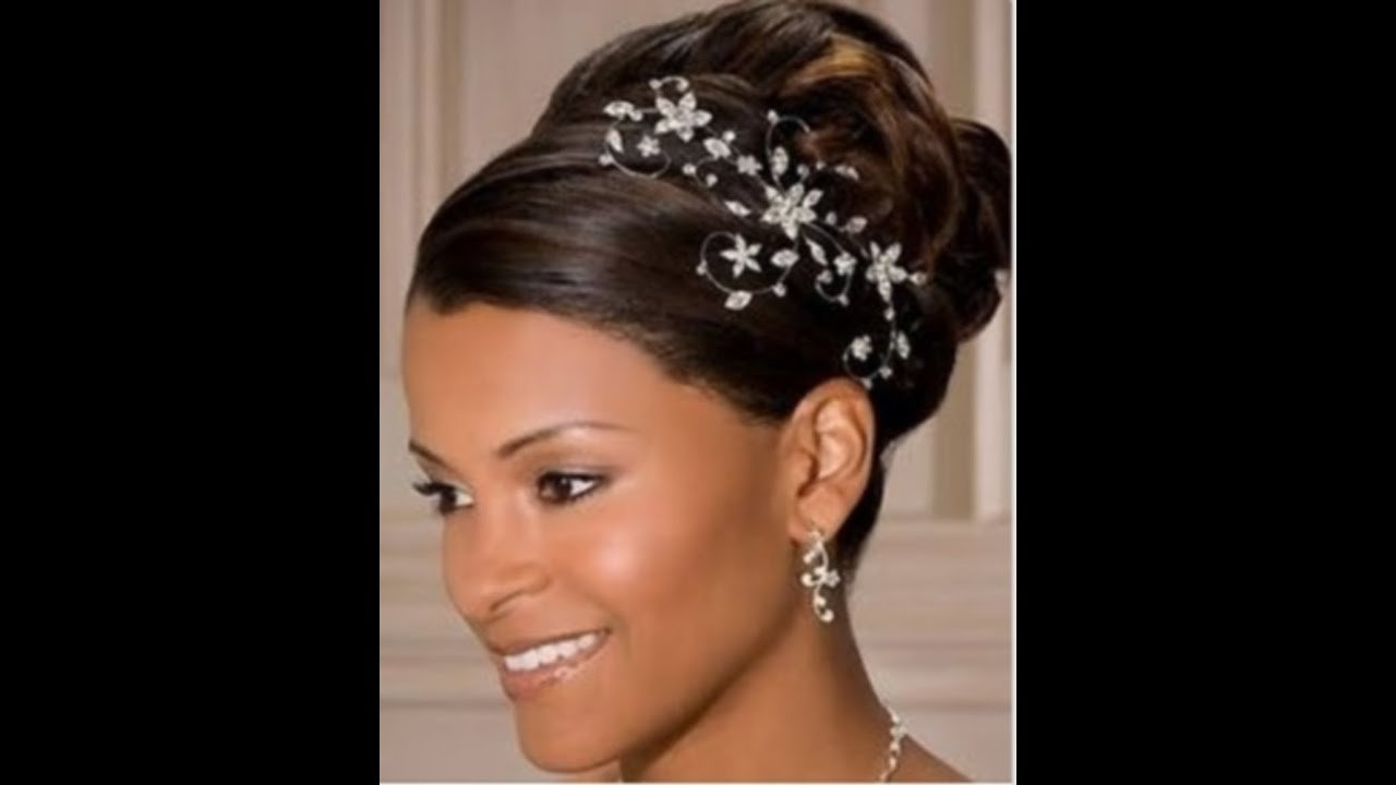 The Best 50 Wedding Hairstyles For Nigerian Brides And Black African Women Updated Youtube Pictures
