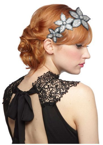 The Best Flapper Girl Hair How To Get A 1920S Waves Hairstyle Pictures