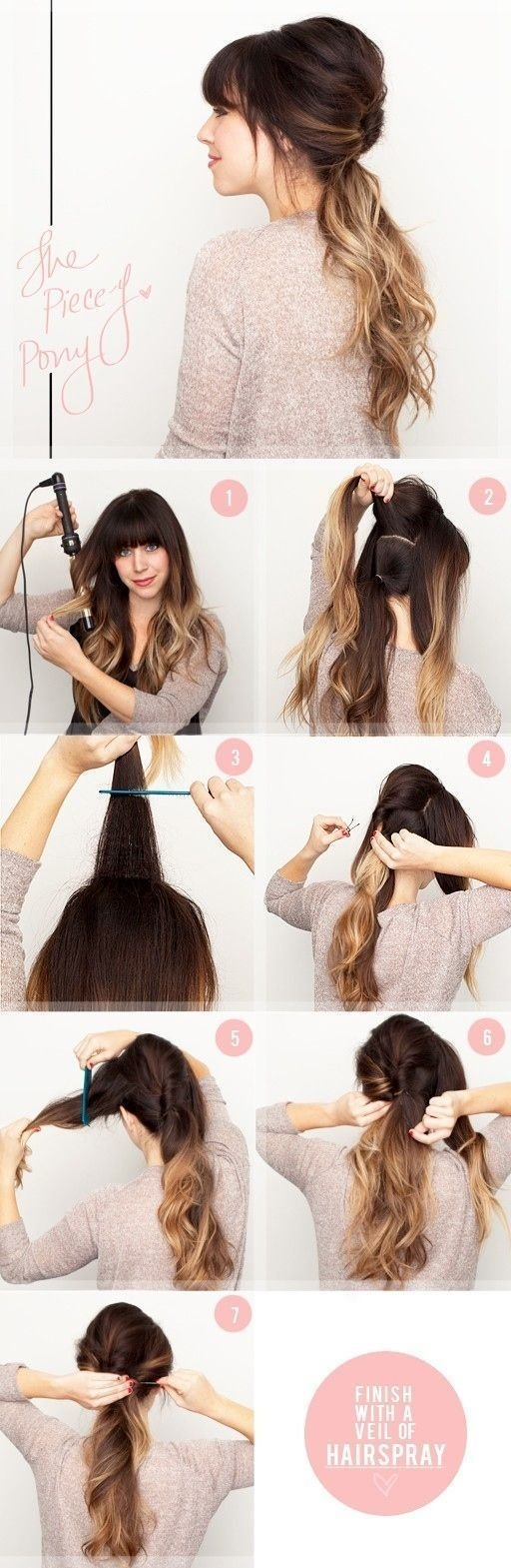 The Best 21 Awesome Creative Diy Hairstyles Illustrated In Pictures