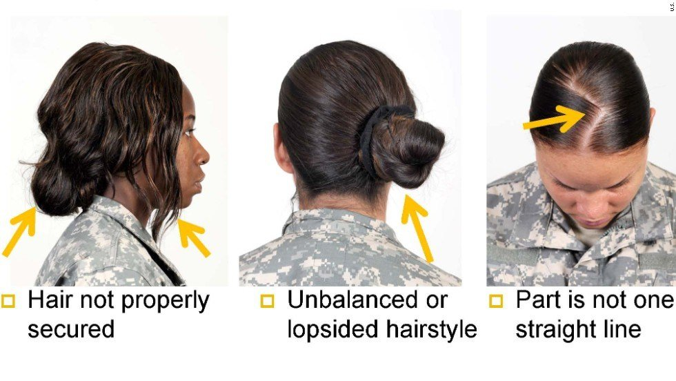 The Best Army S Ban On Dreadlocks Other Styles Offends Some Pictures