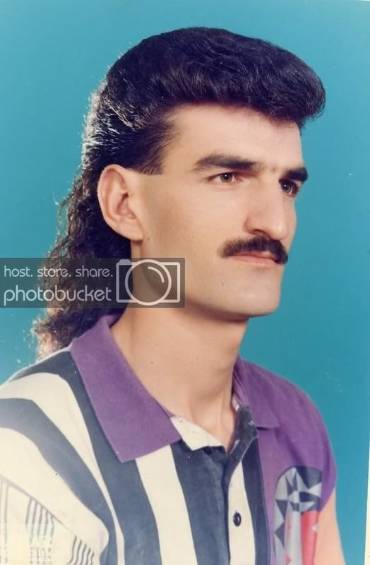 The Best Mullet Haircut Photos Tips Mullet Haircuts Men S Retro Pictures