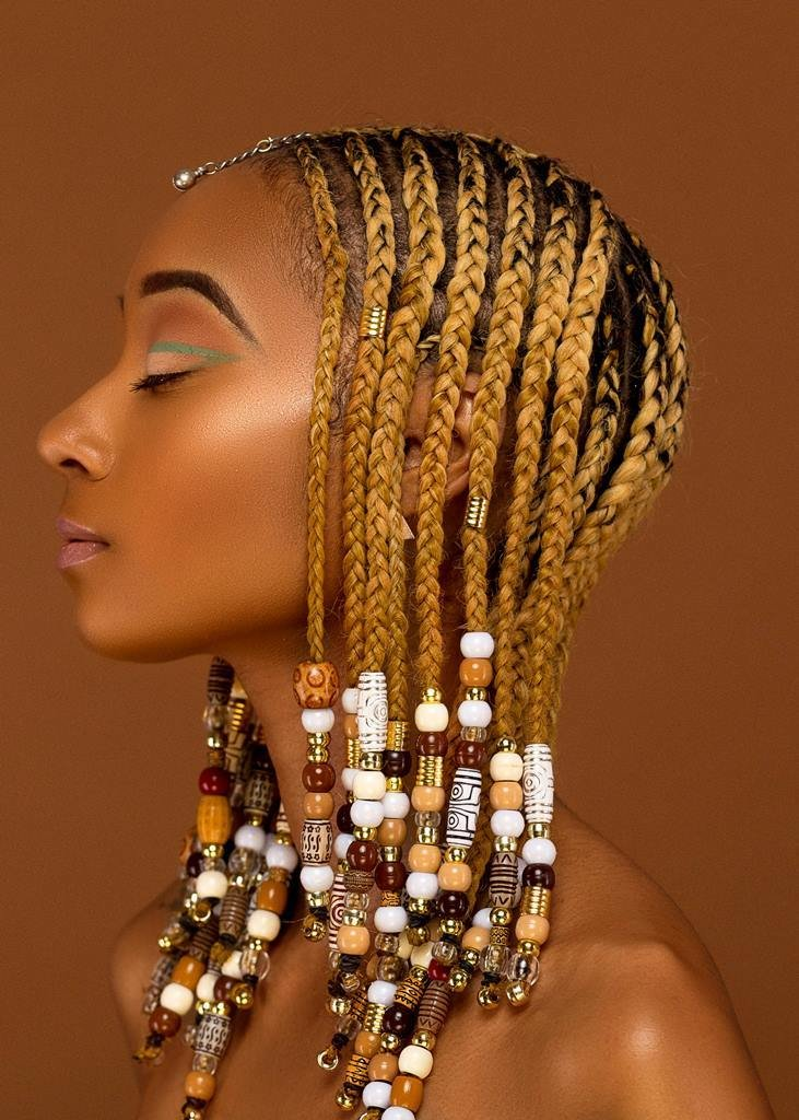The Best Braids And Beads Are You Feeling This Look Kontrol Pictures