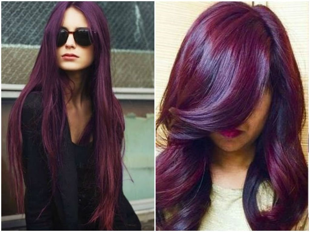 The Best Plum Hair Color Dsk Steph Diy Hair Color Burgundy Plum Pictures