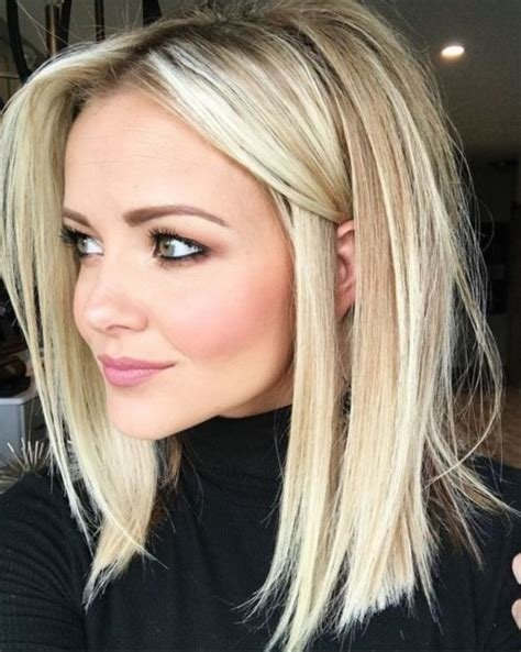 The Best Medium Blond Hair Haircuts Female 2019 Pictures