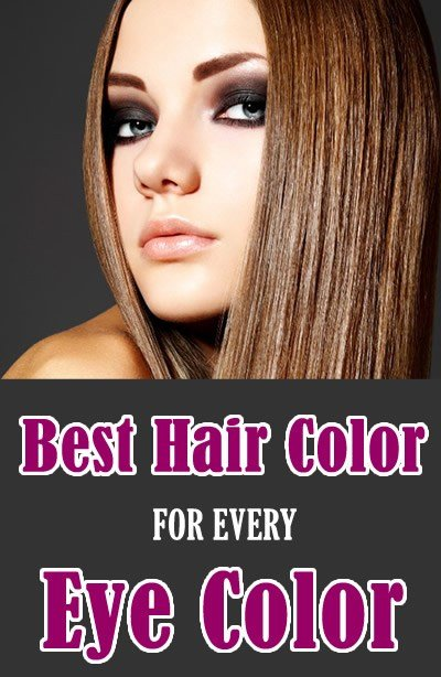 The Best Best Hair Color For Every Eye Color Diy Magazine Pictures