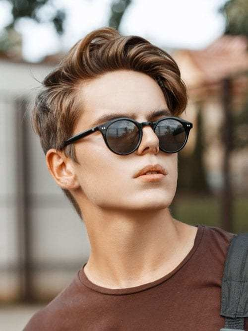 The Best 20 Haircuts For Men With Thick Hair High Volume Pictures