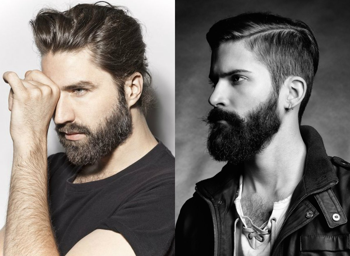 The Best Men S Hairstyles Beards Trends 2017 Hairstyles Pictures