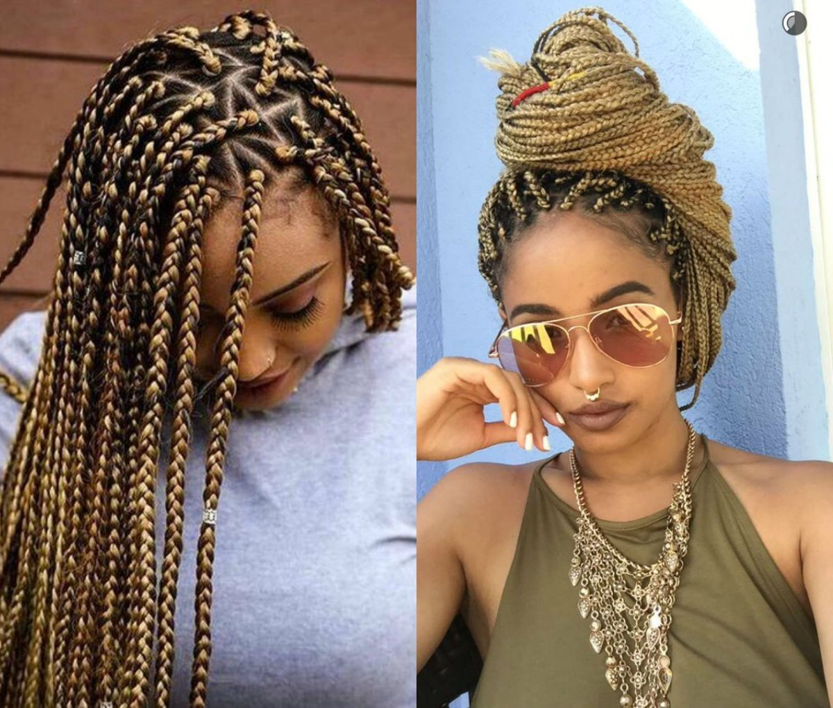 The Best Spectacular Long Box Braids Hairstyles 2017 Andybest Tv Pictures