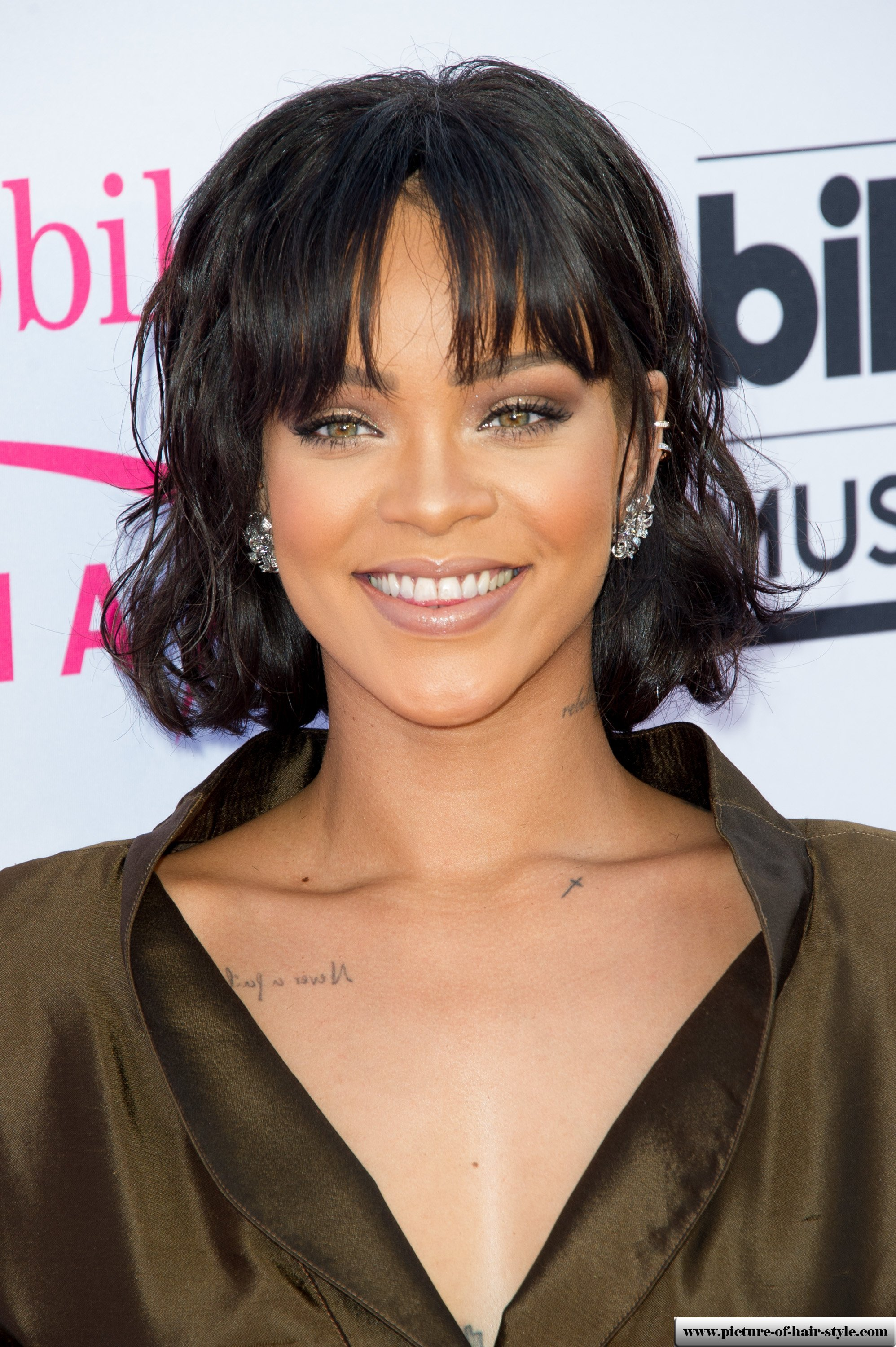 The Best Best Celebrity Bangs Hairstyles 2017 Hairdrome Com Pictures