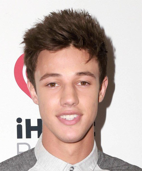 The Best Cameron Dallas Hairstyles In 2018 Pictures